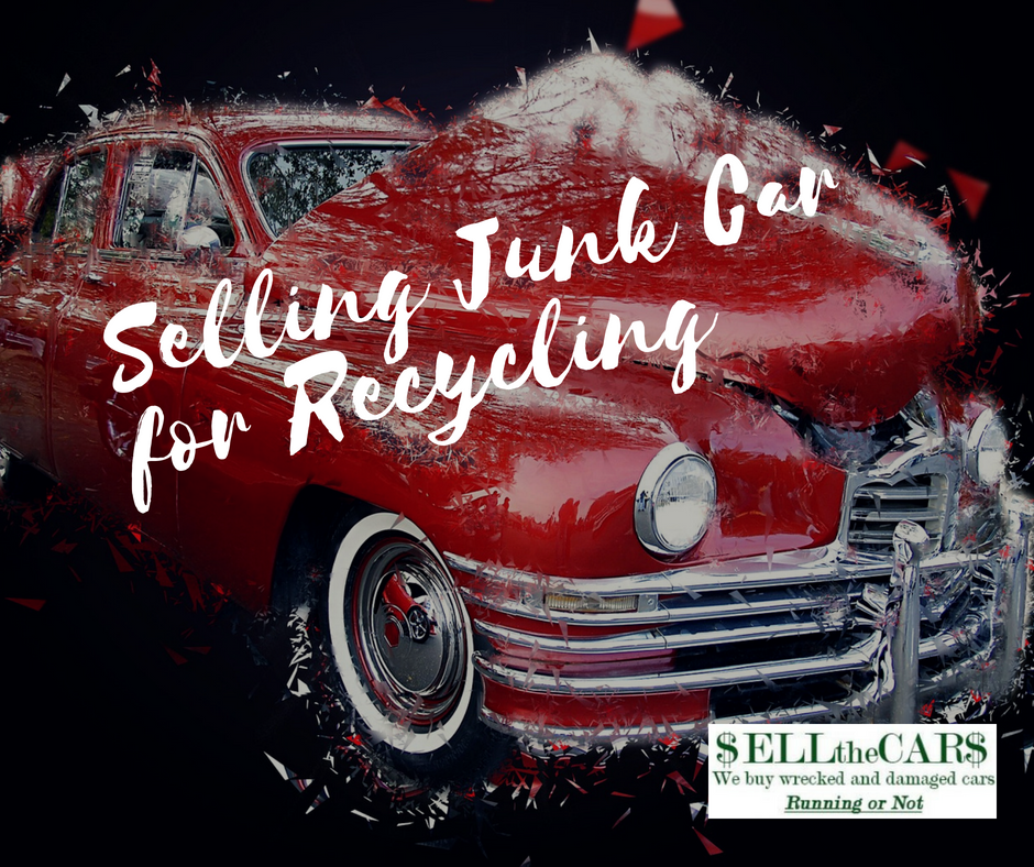 Selling Junk Car for Recycling – Melrissa Rose – Medium
