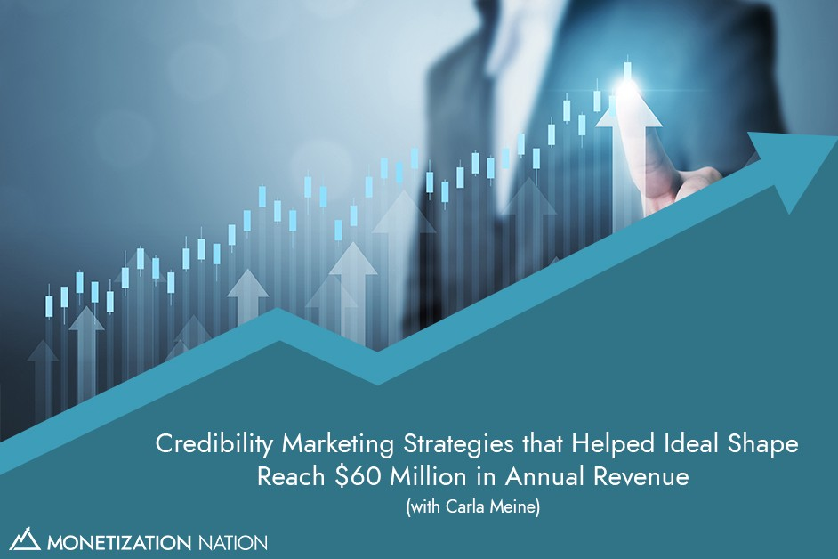 16. 4 Credibility Marketing Strategies that Helped IdealShape Reach  Million in Annual Revenue