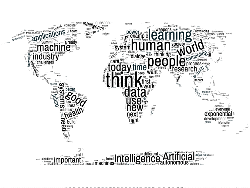 Scientists And Stakeholders In Geneva For Good Artificial Intelligence - Geneva convention map