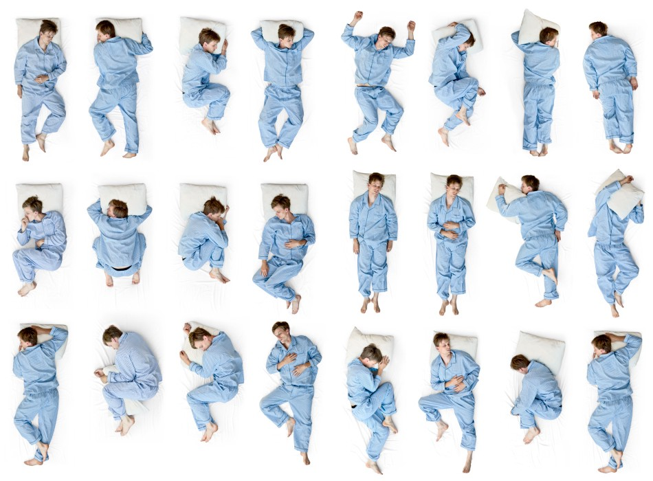 Image result for Sleep Positions