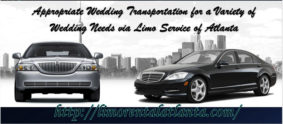 Glamour And Style Provided By A Wedding Limo Al Through Atlanta Ga Is Naturally Part Of The Event Mundane Conveyance Just Isn T Right