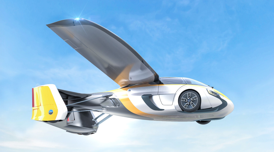 Flying Cars: Why We May Never Have Them