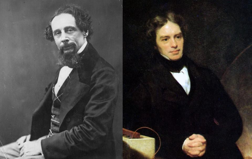 imaginative author charles dickens and celebrated physicist michael faraday may have been unlikely collaborators but they teamed up to help bring - Author Of A Christmas Carol