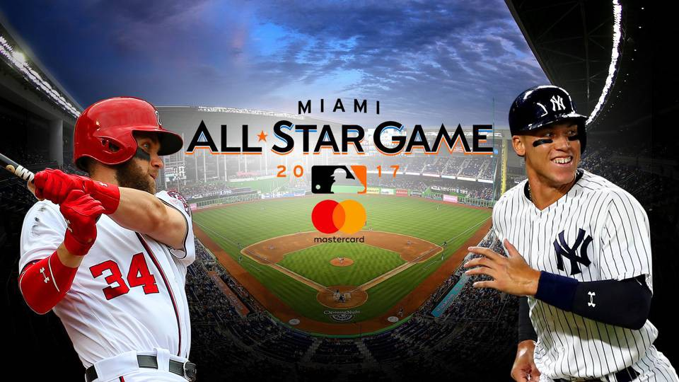 9c2291df2 The MLB All Star Game Giancarlo Stanton is back to defend his 2016  championship against seven competitors