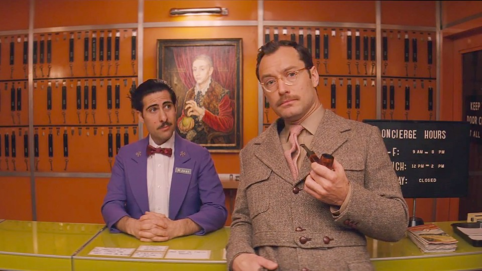 "script analysis ""the grand budapest hotel"" part major plot   grand budapest hotel screenplay by wes anderson story by wes anderson hugo guinness inspired by the writings of stefan zweig"