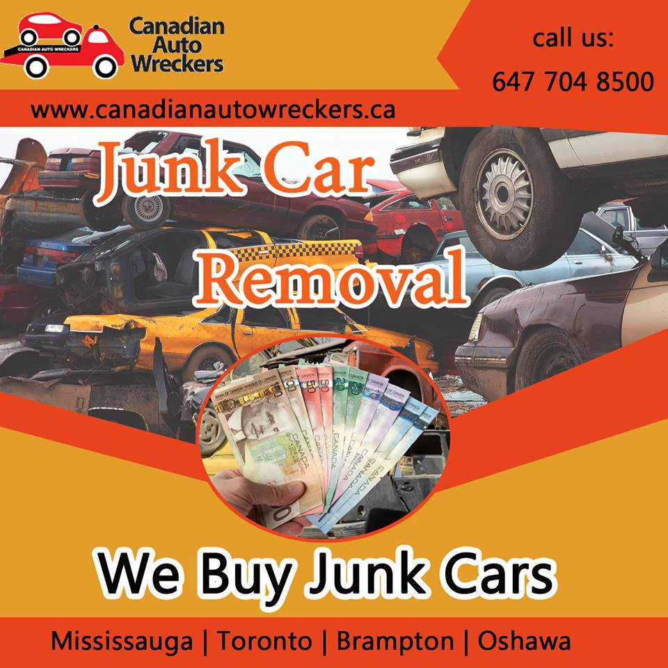 Junk Car Removal Oshawa — Easiest Solution to Your Junk Car Removal ...
