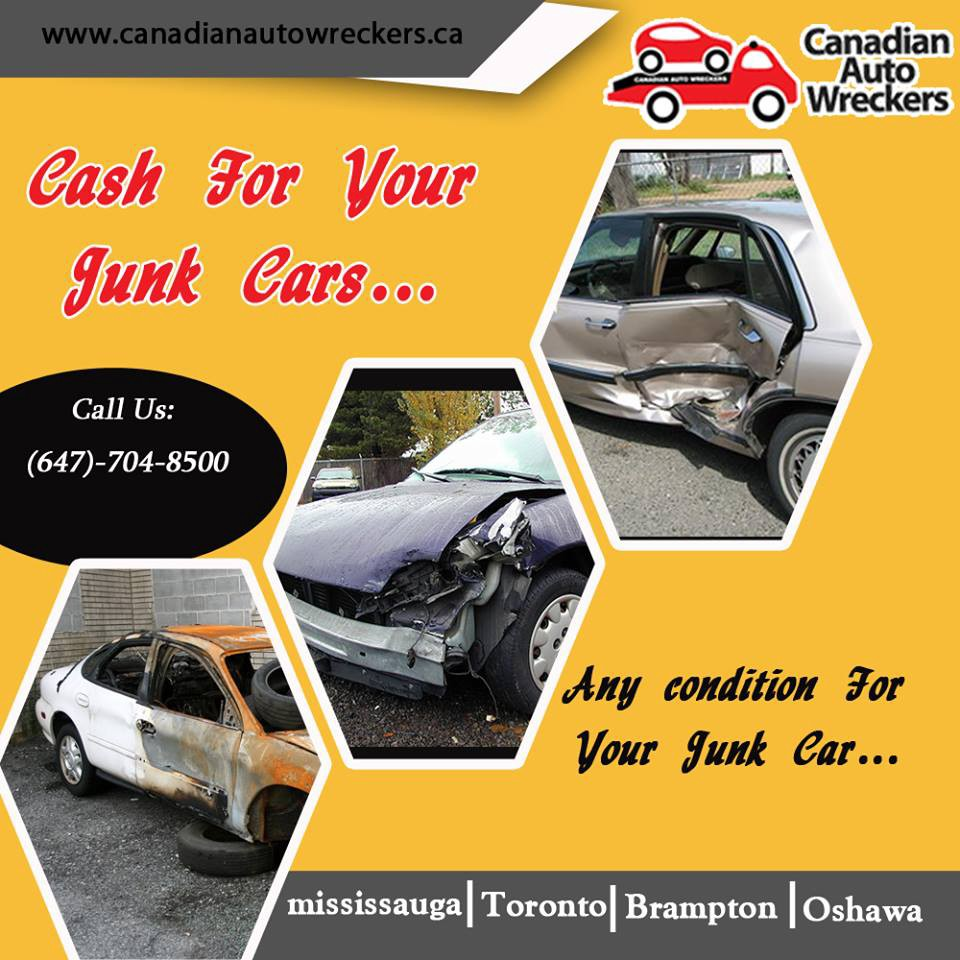How to Conduct a Process of Junk Car Removal? – Canadian Auto ...