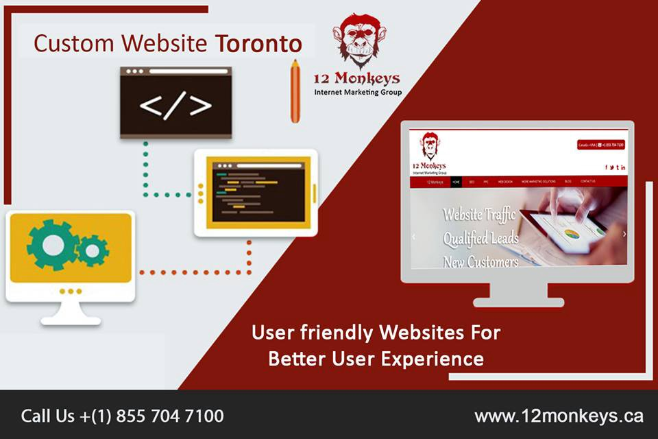 Website creation is the foundation to start