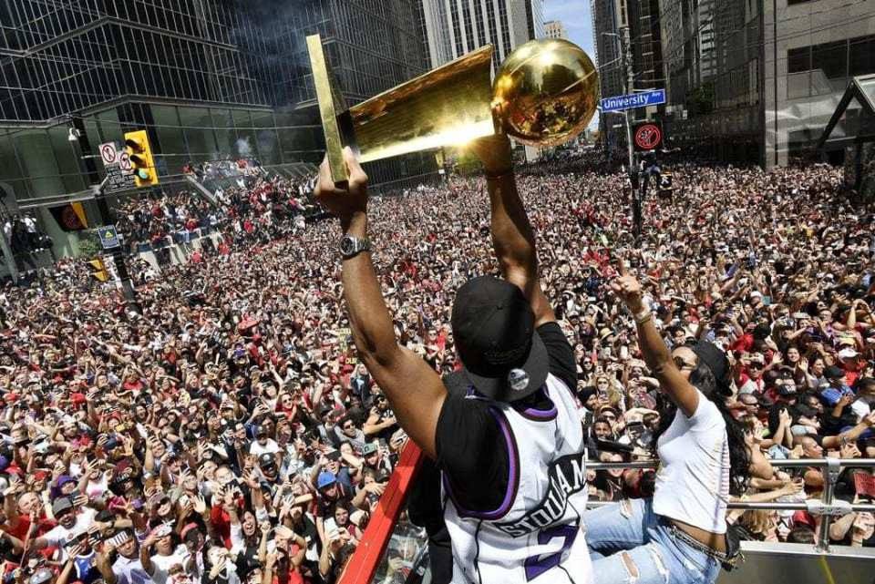 And the 2020 NBA Champion is…