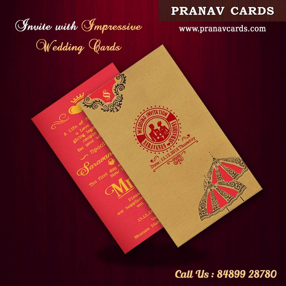 For Unique And Latest Hindu Wedding Cards Designs Online @ Visit ...