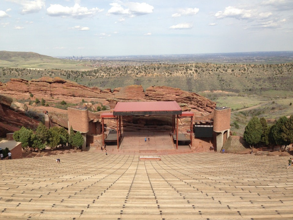 Red Rocks Amphitheather