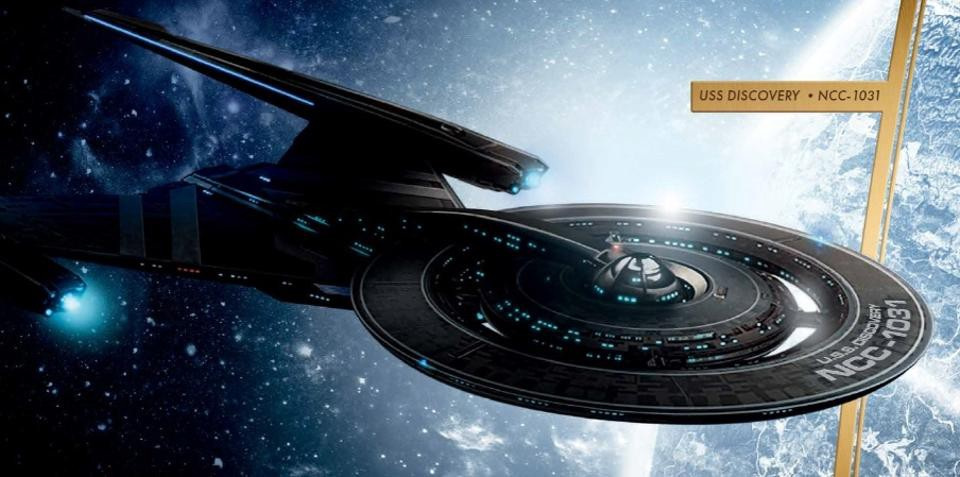 The USS Discovery NCC 1031 Is Perhaps A Very Thinly Veiled Reference To Star Treks Section 31 And Things Could Get Lot Darker Before Anyone Goes