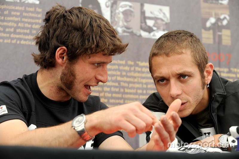 Doctor and Guy Martin