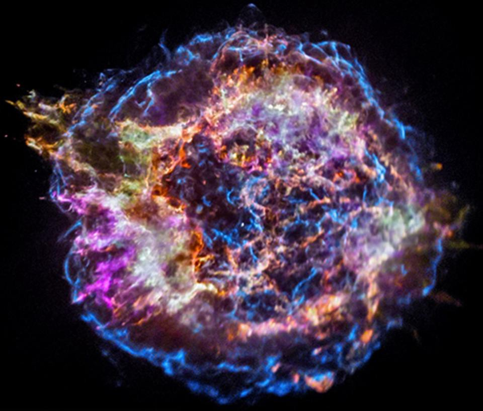 Astrophysics Reveals The Origin Of The Human Body Starts With A