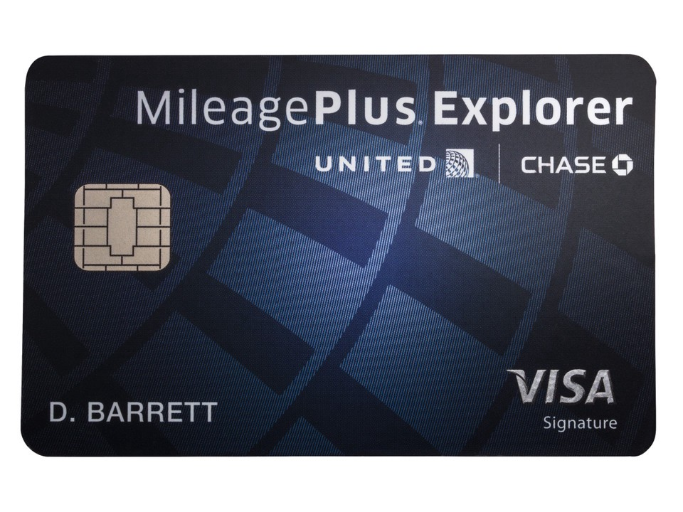 The Wise Marketer Ostensibly Praises Uniteds Head Of Loyalty In A Review Improvements To Airlines Base Level Explorer Co Brand Card