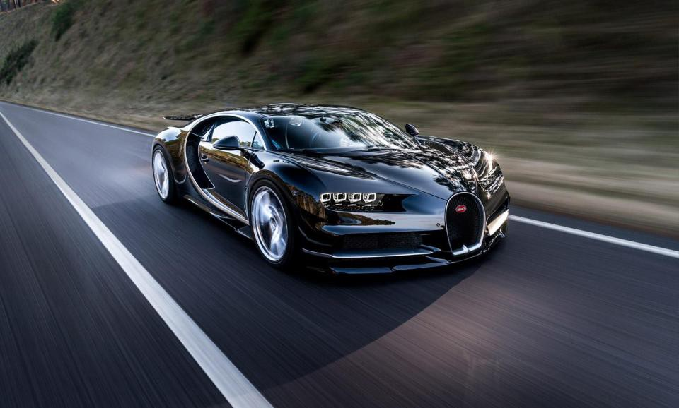 Top 10 Fastest and Most Powerful Supercars In The World