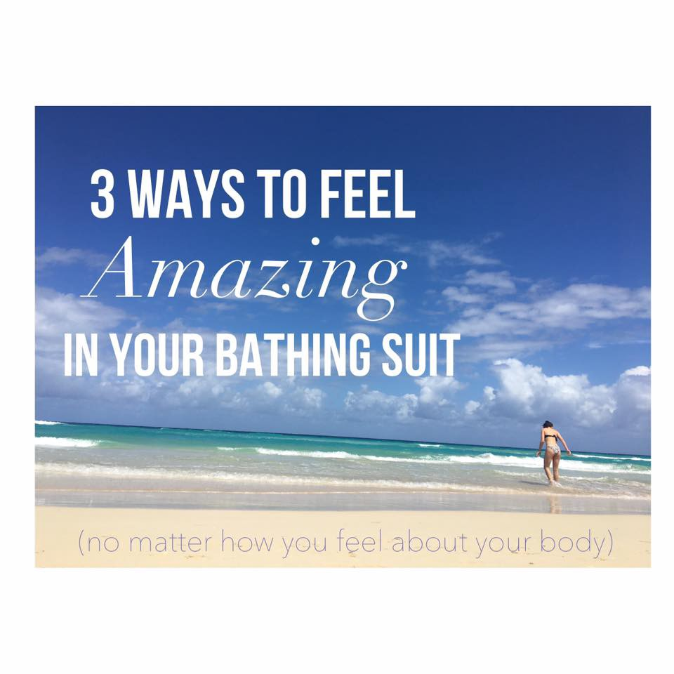 3 Ways to Feel Amazing