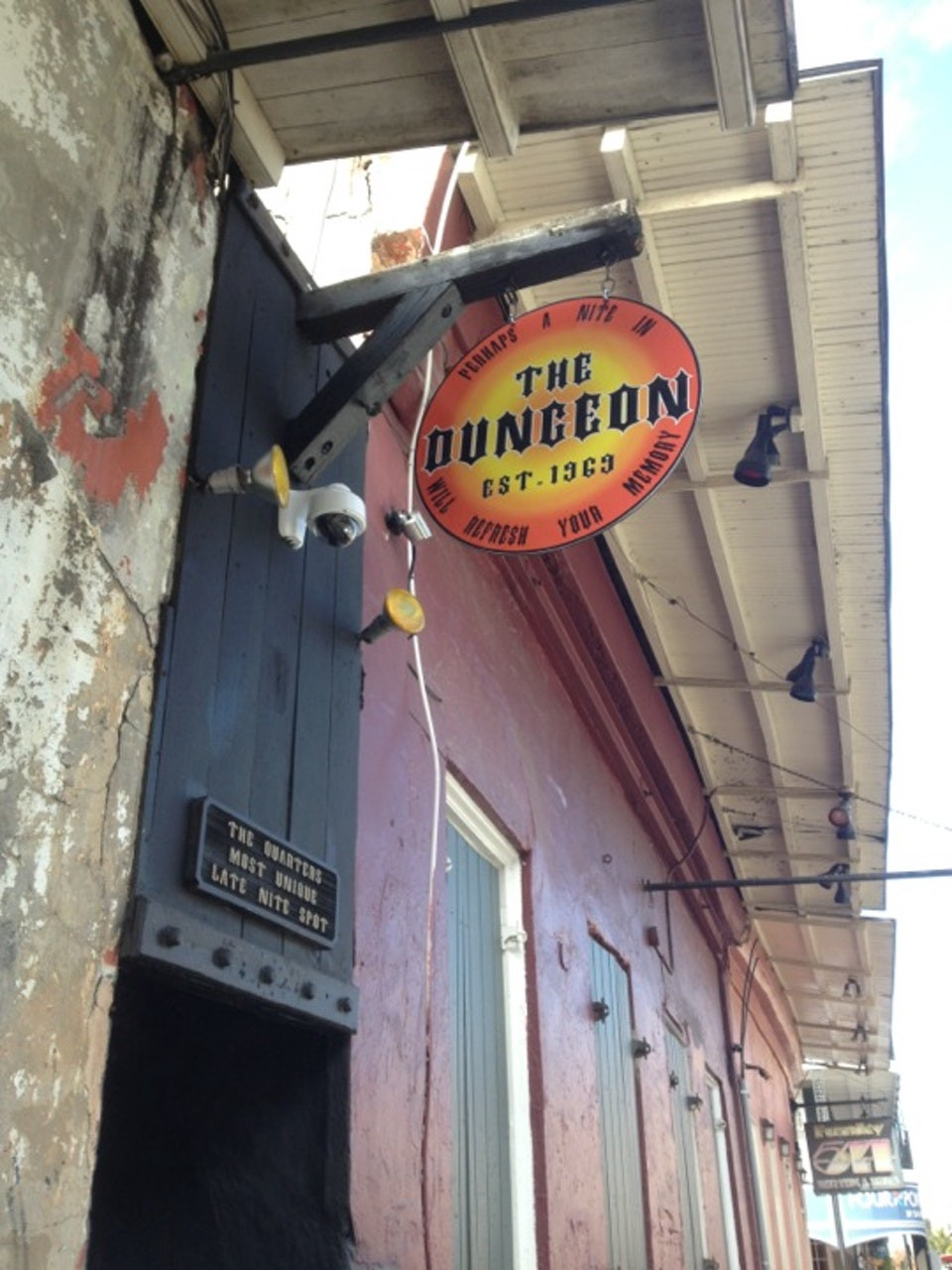 Ye Old Original Dungeon dive bar