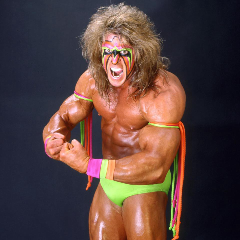 Image result for ultimate warrior pics