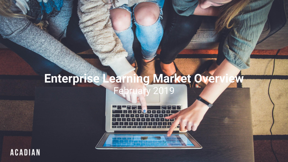The State of Enterprise Learning & the Rise of LinkedIn as a Learning Company