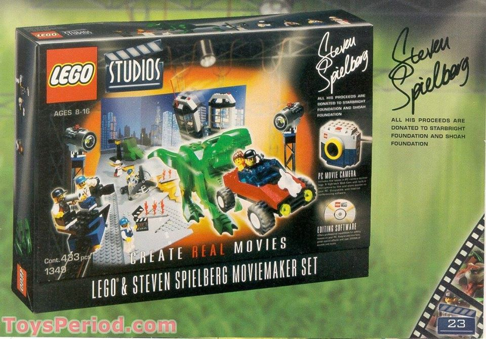The Lego Studios Video Camera That Sparked My Creativity