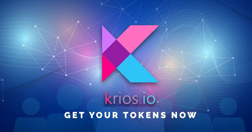 Image result for krios ico