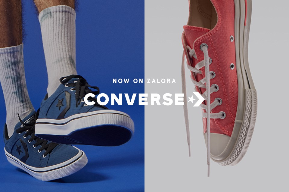 731ed0725b8 Converse Launches On ZALORA Philippines – THREAD by ZALORA Philippines