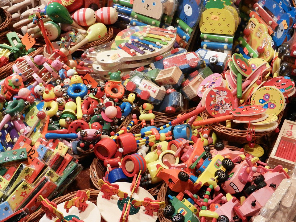 Toys Are The New Fast Fashion