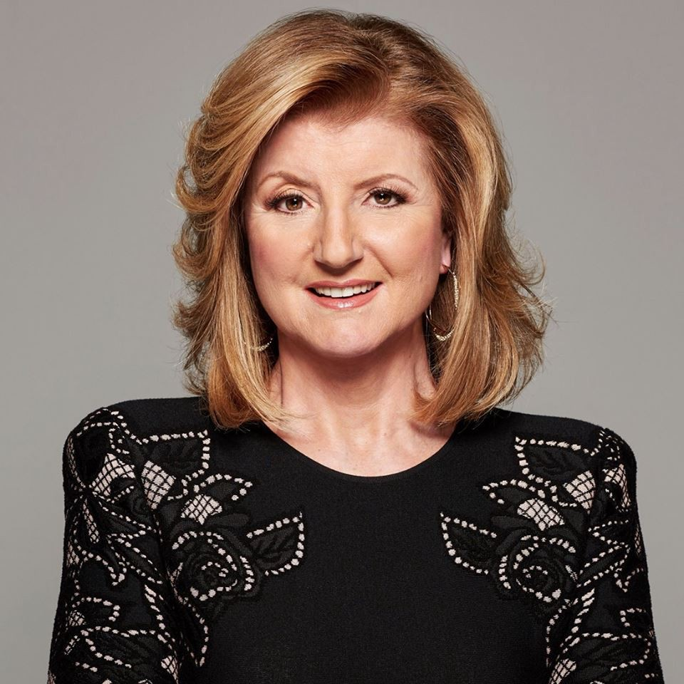 Arianna Huffington bedtime ritual experiment recommendations