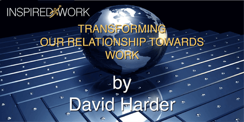 transforming our relationships
