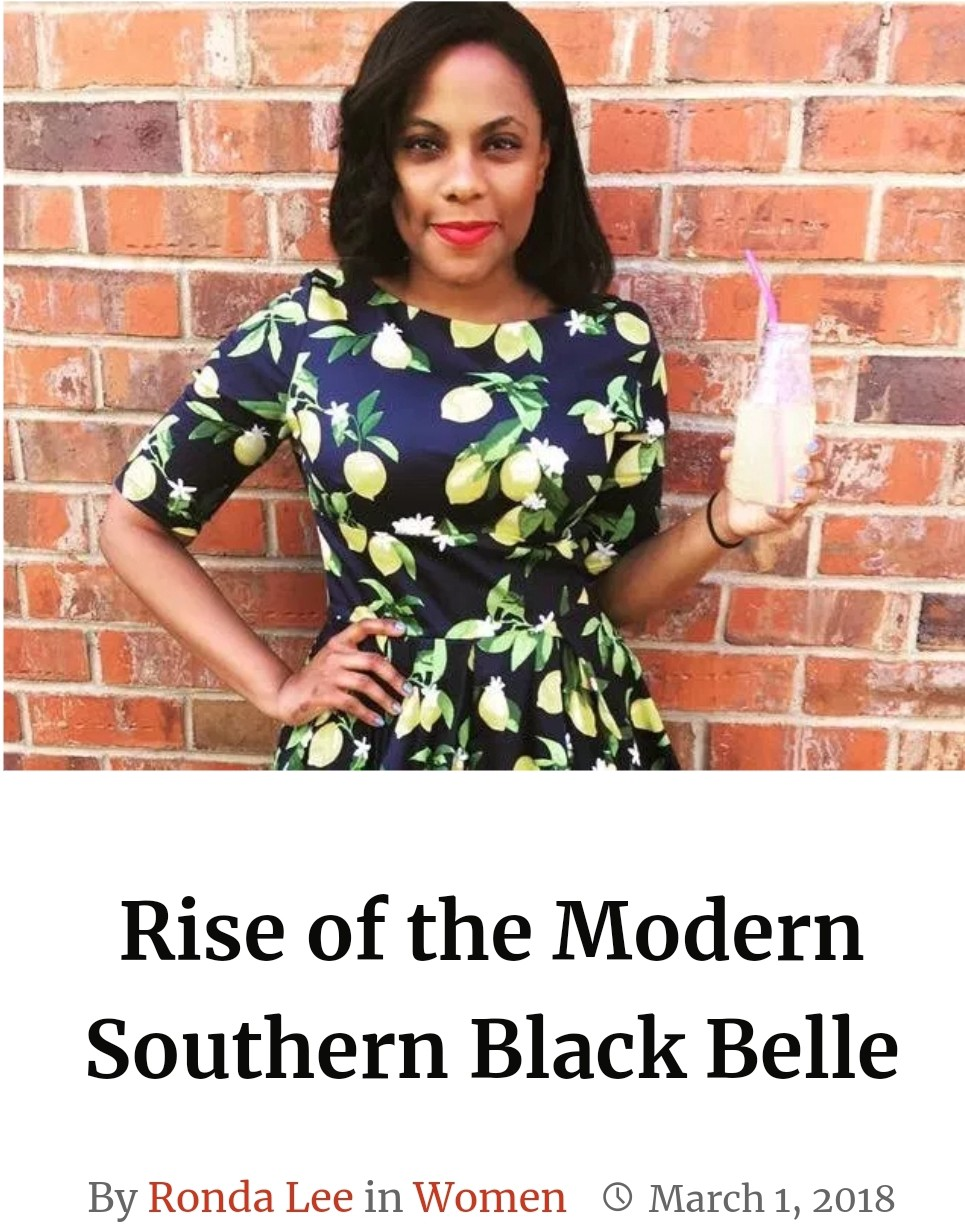 Black women in the south