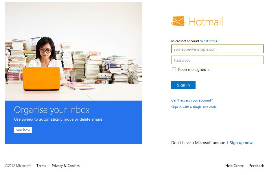 """How to block """"Microsoft account unusual sign-in activity"""" phising ..."""