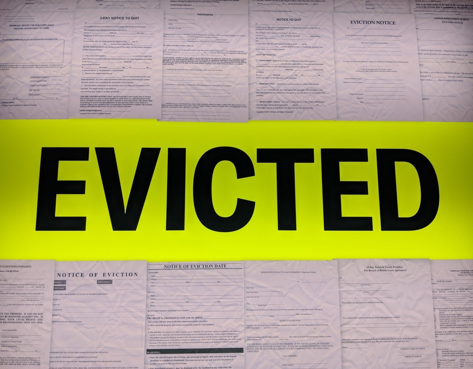 taking a look at evictions with the new eviction lab database and