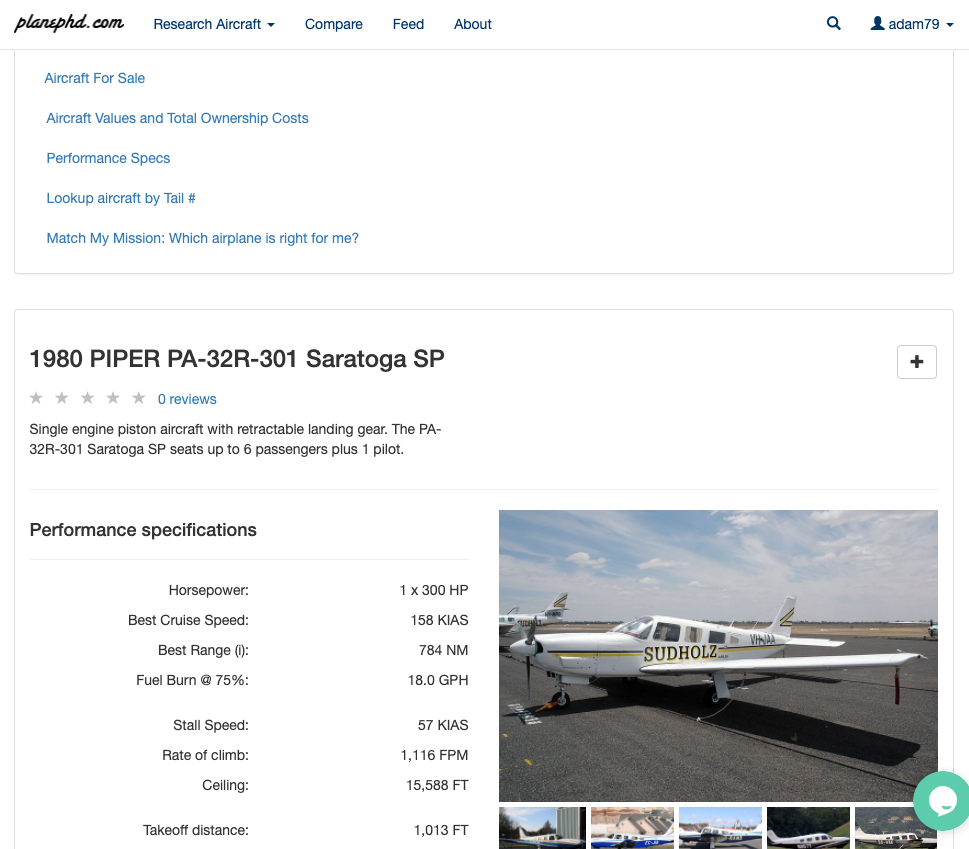The Plane Purchase