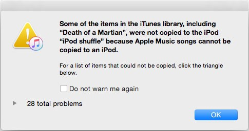 Apple music not downloading songs