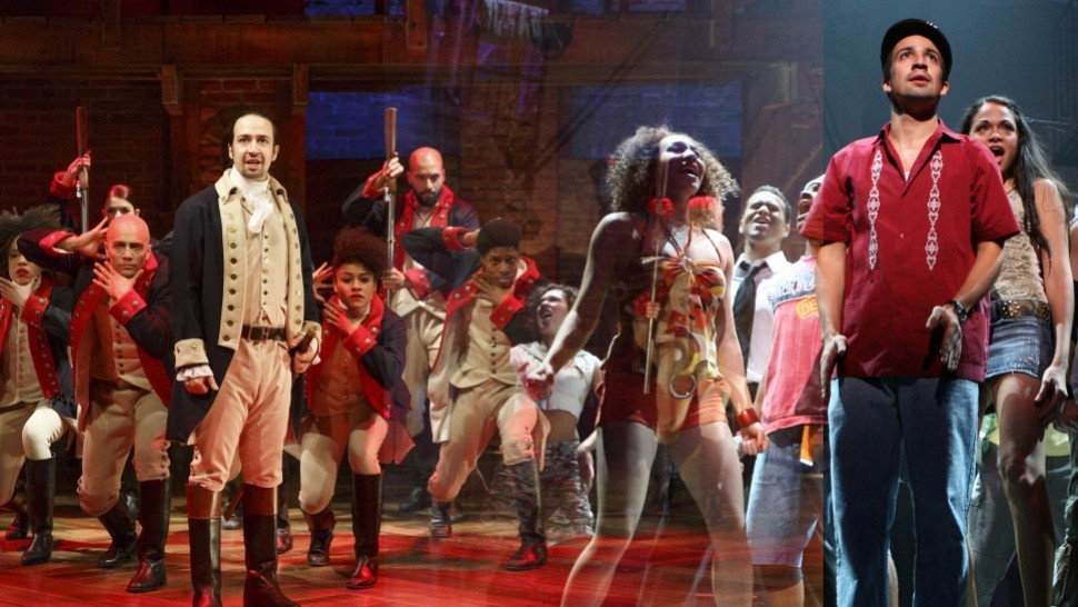Usnavi In The Heights