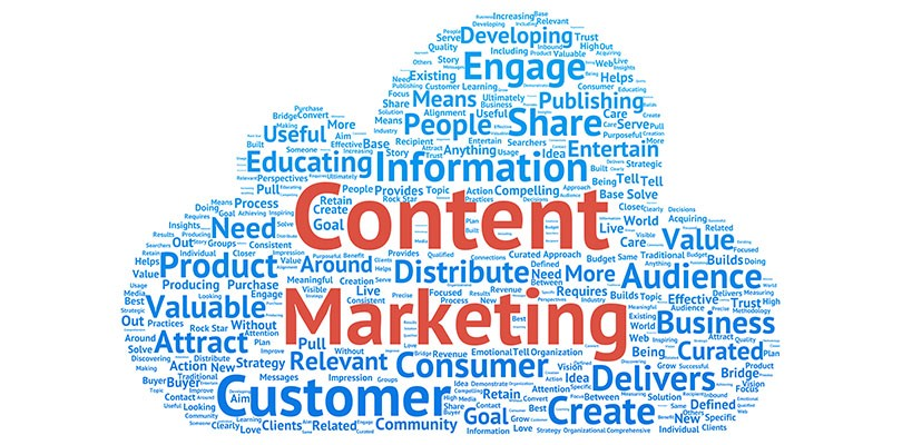 Trends for Content Marketing Sought by Digital Marketing Company in