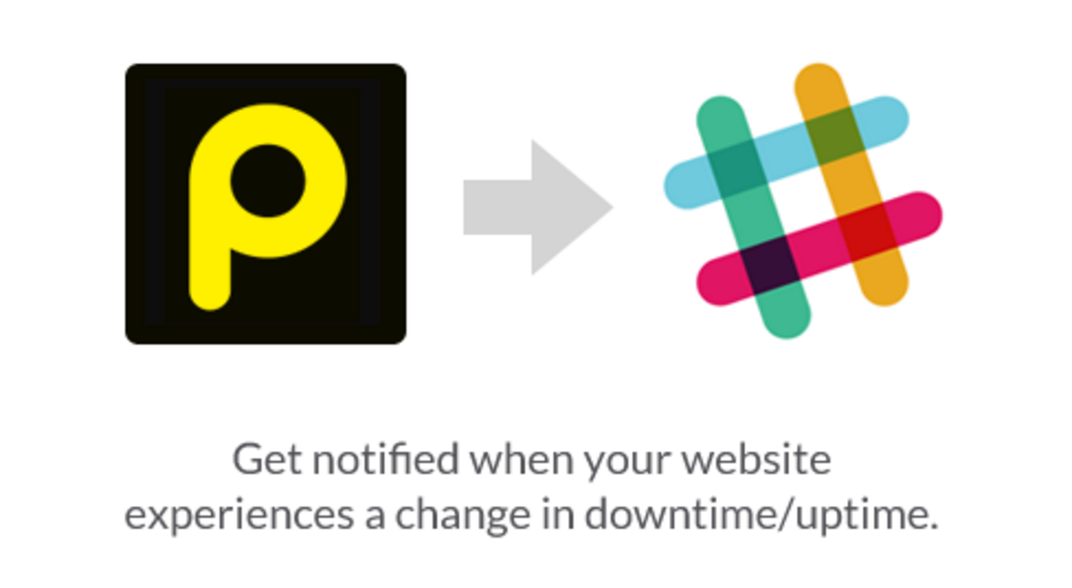 integrating pingdom and slack for monitoring production systems