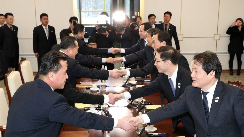 Historical moment for korean nations recorded on blockchain a historic moment took place in history last week when the leaders of north and south korea came together and formed an agreement between their two nations platinumwayz
