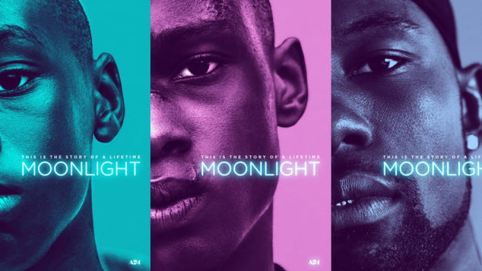 Moonlight is a gay movie