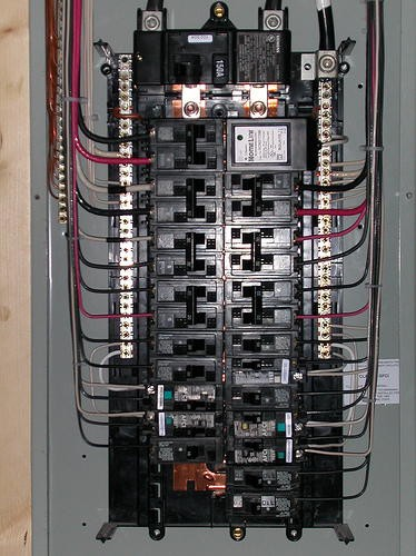 When Your Electrical Panel Gives Off A Burning Smell It Is Time To Take Serious Action Our Family Lives In Home Where This Problem Dwells