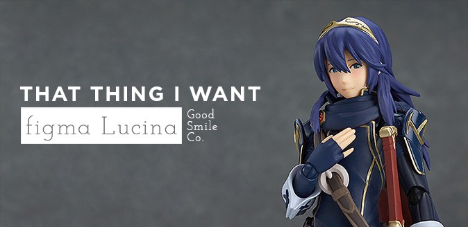 Figma Lucina Looks Dangerously Cute Astromono English Medium