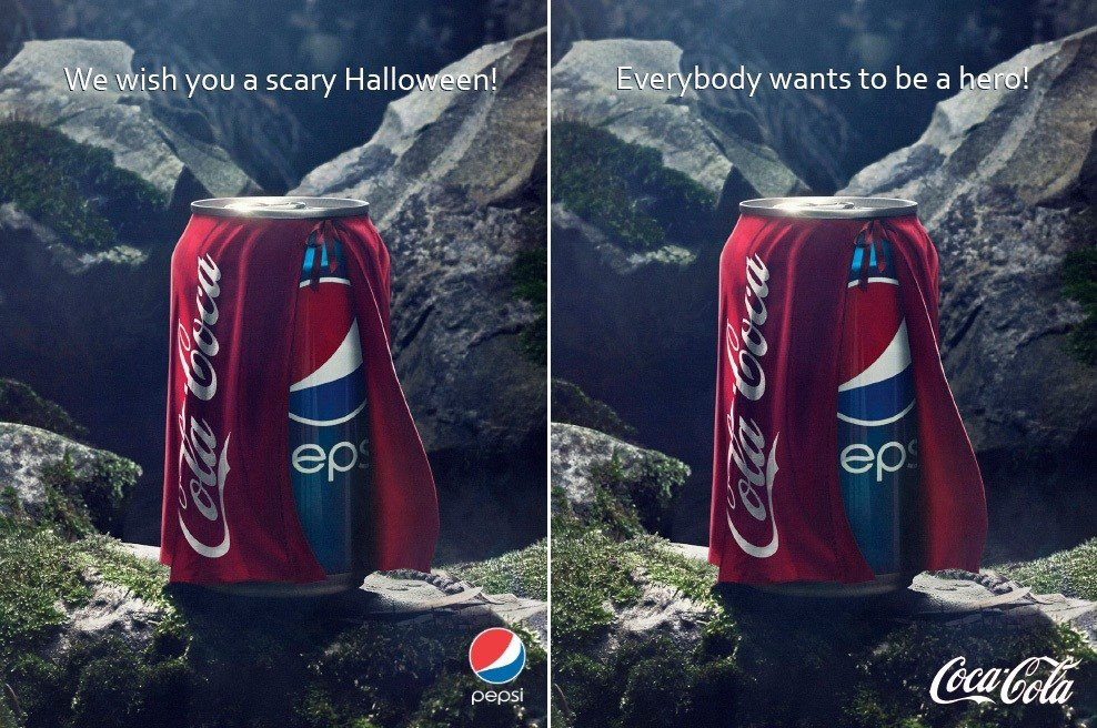 How Pepsi Spooked Coca-Cola With This Hilarious Halloween Ad
