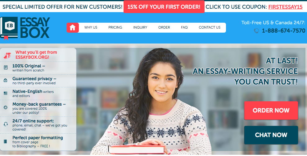 no 1 essay writing services