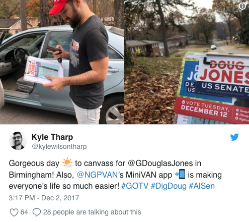 a8e61d3d57 5 Reasons Every Campaign Should Be Using MiniVAN in 2018