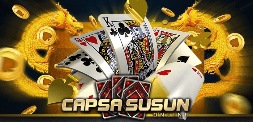 Differences Between Online Poker And Capsa Susun Online