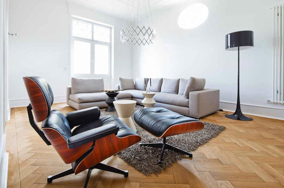 Genial The Great Thing About The Barcelona Designs Eames Lounge Chair Replica Is  The Options That You Get By Completely Customizing Its Look.