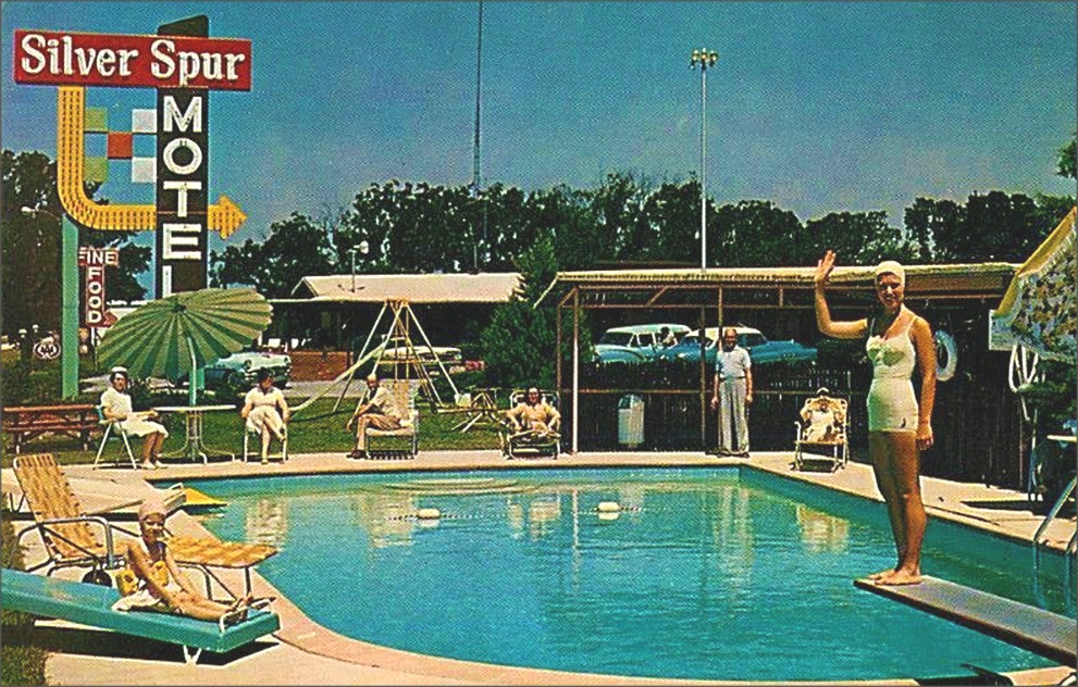 Really Cool Swimming Pools literature's great swimming pools – electric literature