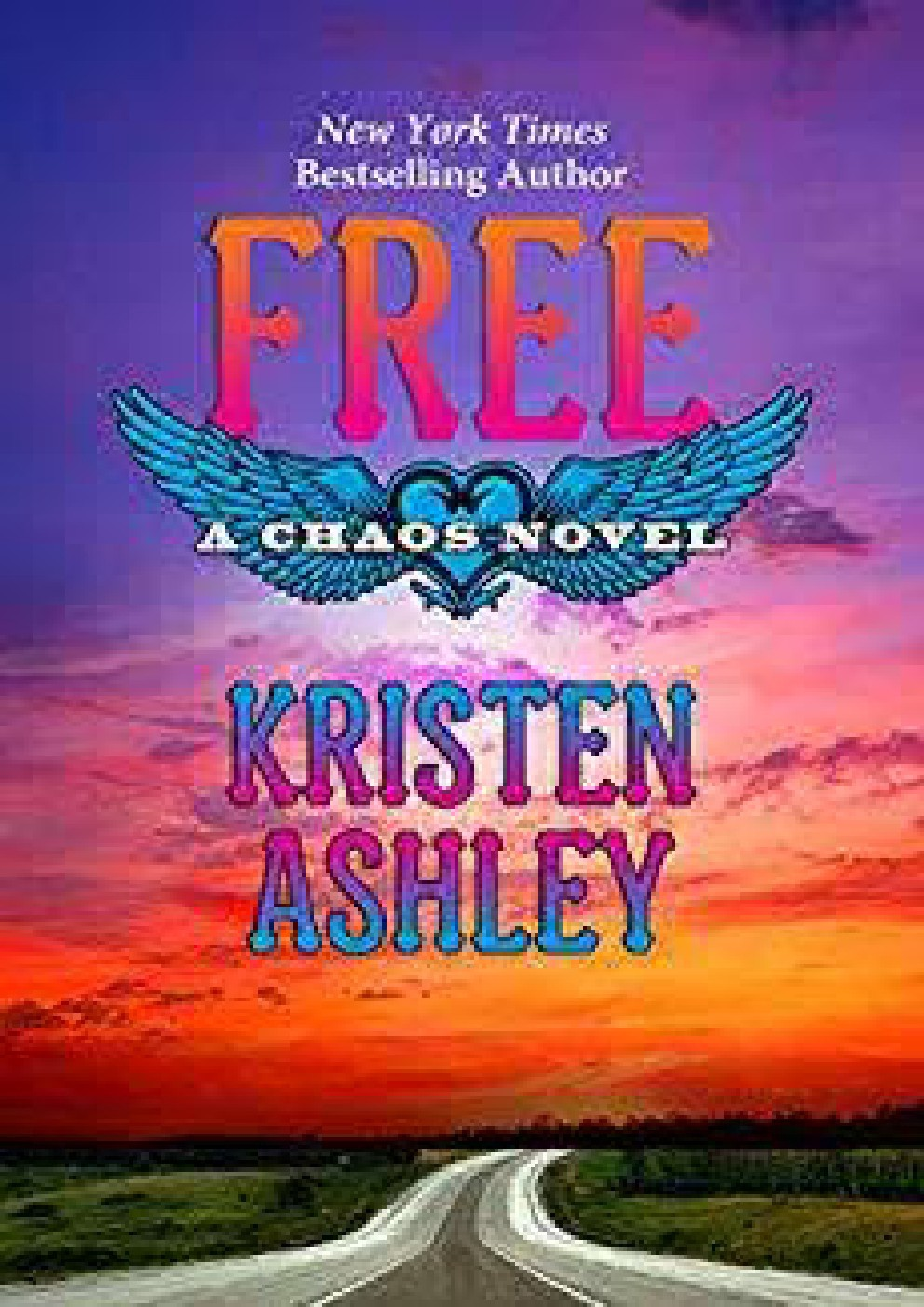 Free (Chaos, #6) full_online