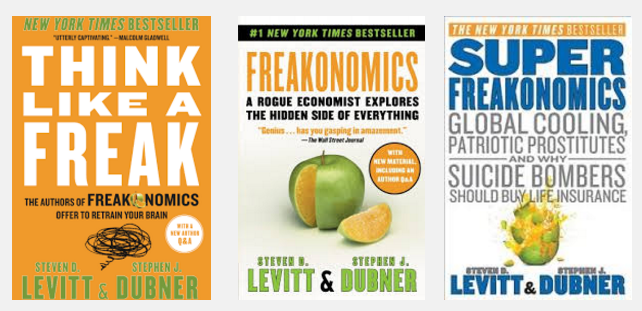SuperFreakonomics: Global Cooling, Patriotic Prostitutes, and Why Suicide Bombers Should Buy Life In